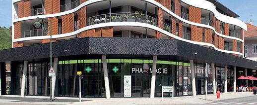 Pharmacie République,ALBERTVILLE