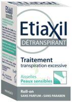 Etiaxil Aisselles Détranspirant Peau Sensibles Roll-on/15ml à ALBERTVILLE