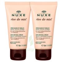 Rêve De Miel® Crème Mains Et Ongles 2*50ml à ALBERTVILLE