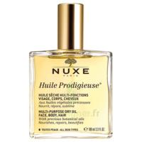 Huile Prodigieuse®- Huile Sèche Multi-fonctions Visage, Corps, Cheveux100ml à ALBERTVILLE