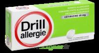 Drill 10 Mg Comprimés à Sucer Allergie Cétirizine Plq/7 à ALBERTVILLE