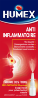 Humex Rhume Des Foins Beclometasone Dipropionate 50 µg/dose Suspension Pour Pulvérisation Nasal à ALBERTVILLE
