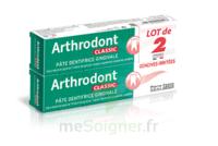 Pierre Fabre Oral Care Arthrodont Dentifrice Classic Lot De 2 75ml à ALBERTVILLE