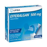 Efferalgan 500 Mg Glé En Sachet Sach/16 à ALBERTVILLE