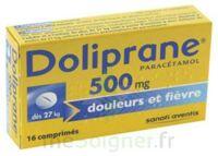 Doliprane 500 Mg Comprimés 2plq/8 (16) à ALBERTVILLE