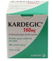 Kardegic 160 Mg, Poudre Pour Solution Buvable En Sachet à ALBERTVILLE
