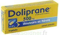 Doliprane 500 Mg Gélules B/16 à ALBERTVILLE