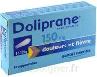 Doliprane 150 Mg Suppositoires 2plq/5 (10) à ALBERTVILLE
