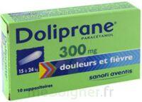 Doliprane 300 Mg Suppositoires 2plq/5 (10) à ALBERTVILLE