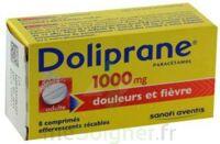 Doliprane 1000 Mg Comprimés Effervescents Sécables T/8 à ALBERTVILLE