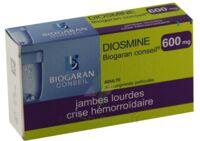 Diosmine Biogaran Conseil 600 Mg, Comprimé Pelliculé à ALBERTVILLE