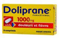 Doliprane 1000 Mg Comprimés Plq/8 à ALBERTVILLE