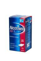 Nicotinell Fruit 2 Mg Sans Sucre, Gomme à Mâcher Médicamenteuse P/96 à ALBERTVILLE