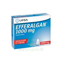 Efferalgan 1000 Mg Comprimés Pelliculés Plq/8 à ALBERTVILLE
