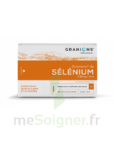 Granions De Selenium 0,96 Mg/2 Ml S Buv 30amp/2ml à ALBERTVILLE
