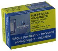 Magnesium/vitamine B6 Biogaran Conseil 48 Mg/5 Mg, Comprimé Pelliculé à ALBERTVILLE