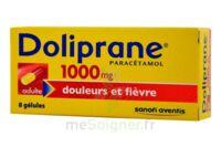 Doliprane 1000 Mg Gélules Plq/8 à ALBERTVILLE