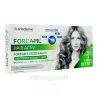 Forcapil Hair Activ Comprimés 3b/30 à ALBERTVILLE