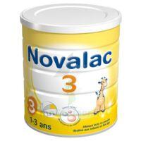 Novalac 3 Lait De Croissance B/800g à ALBERTVILLE