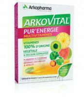 Arkovital Pur'energie Multivitamines Comprimés Dès 6 Ans B/30 à ALBERTVILLE