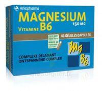 Arkovital Magnésium Vitamine B6 Gélules B/60 à ALBERTVILLE