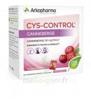 Cys-control 36mg Poudre Orale 20 Sachets/4g à ALBERTVILLE