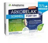 Arkorelax Sommeil Fort 8h Comprimés B/15 à ALBERTVILLE