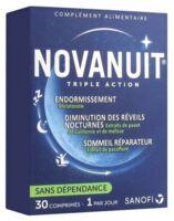 Novanuit Triple Action Comprimés B/30 à ALBERTVILLE