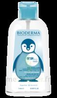 Abcderm H2o Solution Sans Rinçage Nettoyante Bébé Fl Pompe/1l à ALBERTVILLE