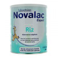 Novalac Expert Riz Lait En Poudre 0-36mois B/800g à ALBERTVILLE
