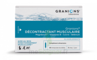 Granions Décontractant Musculaire Solution Buvable 2b/30 Ampoules/2ml à ALBERTVILLE