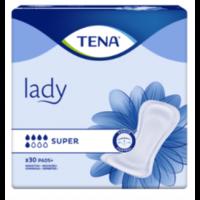 Tena Lady Protection Anatomique Adhésive Super Sachet/30 à ALBERTVILLE