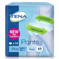Tena Pants Plus Slip Absorbant Incontinence Urinaire Large Sachet/14 à ALBERTVILLE