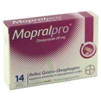Mopralpro 20 Mg Cpr Gastro-rés Film/14 à ALBERTVILLE