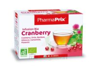 Infusion Bio Cranberry à ALBERTVILLE