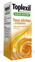 Toplexil 0,33 Mg/ml Sans Sucre Solution Buvable 150ml à ALBERTVILLE