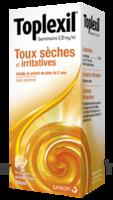 Toplexil 0,33 Mg/ml, Sirop 150ml à ALBERTVILLE