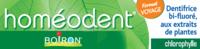 Boiron Homéodent Soin Complet Dents Et Gencives Pâte Dentifrice Chlorophylle Format Voyage T/25ml à ALBERTVILLE