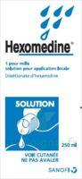 Hexomedine 1 Pour Mille S Appl Loc Fl/250ml à ALBERTVILLE