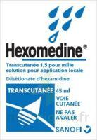 Hexomedine Transcutanee 1,5 Pour Mille, Solution Pour Application Locale à ALBERTVILLE