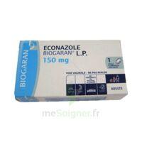 Econazole Biogaran L.p. 150 Mg, Ovule à Libération Prolongée à ALBERTVILLE