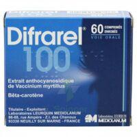 Difrarel 100 Mg, Comprimé Enrobé 6plq/10 à ALBERTVILLE