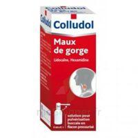 Colludol Solution Pour Pulvérisation Buccale En Flacon Pressurisé Fl/30 Ml + Embout Buccal à ALBERTVILLE