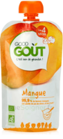 Good Goût Alimentation Infantile Mangue Gourde/120g à ALBERTVILLE