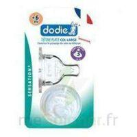 Dodie Sensation+ Tétine Plate Débit 2 Silicone 0-6mois à ALBERTVILLE