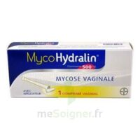 Mycohydralin 500 Mg, Comprimé Vaginal à ALBERTVILLE