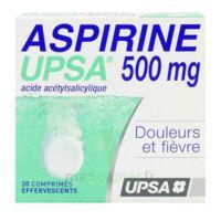 Aspirine Upsa 500 Mg, Comprimé Effervescent à ALBERTVILLE