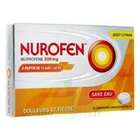 Nurofen 200 Mg, Comprimé Orodispersible à ALBERTVILLE