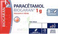 Paracetamol Biogaran 1 G, Comprimé Fl/8 à ALBERTVILLE