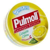 Pulmoll Pastilles Citron B/45g à ALBERTVILLE